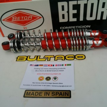 BULTACO MATADOR MK4 SET SHOCKS NEW MOD 75 MATADOR MK4 MODEL 82 imágenes