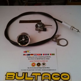 BULTACO SHERPA SPEEDOMETER KIT FULL PARTS NEW imágenes