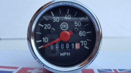 MONTESA COTA 348 SPEEDOMERTER NEW  MONTESA SPEEDOMETER VDO MONTESA SPEEDO imágenes
