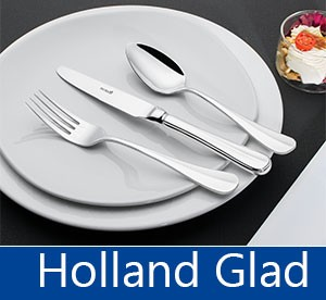 Tacâmuri de inox Holland Glad
