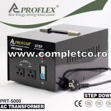 Transformator curent 220v 110v 5000w Proflex®