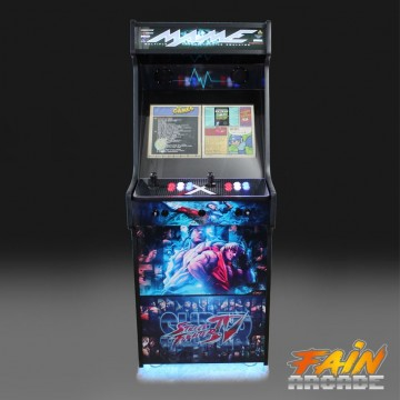 Poze Cabinet Arcade Street Fighter 5.000 GAMES