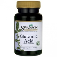 Acid L-Glutamic Neuro  Learning and Memory Glutamic Acid pentru 2 luni -Energie pt Creier *