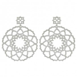 Turkish Earrrings Handcrafted 925 Sterling Silver Wholesale images