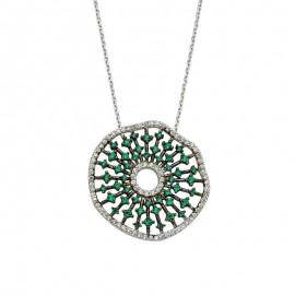 Turkish Necklace Designs&Pendants Sterling Silver Wholesale images