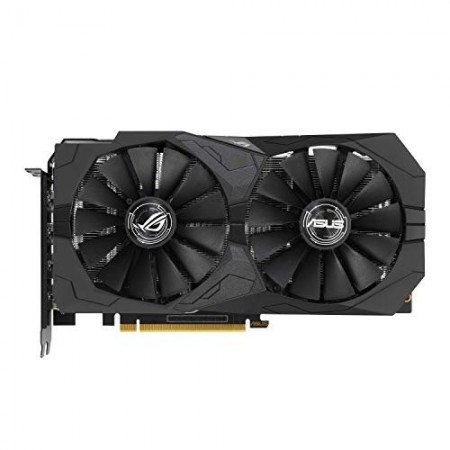 Slika VGA ASUS ROG-STRIX-GTX1650-A4G-GAMING, nVidia GeForce GTX 1650, 4GB DDR5, 128-bit