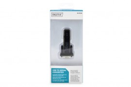 Slika Adapter DIGITUS USB to Serial DA-70156 Rev. 5, USB 2.0