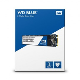 Slika SSD 250GB Western Digital Blue WDS250G2B0B, M.2 2280, read up to 560 MB/s
