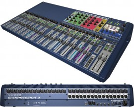 Imagens Soundcraft Si Expression 3