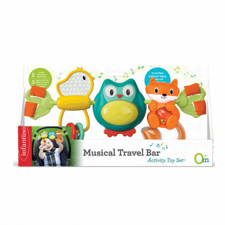 Slika Infantino Music travel bar Drugari