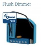 Flush dimmer z-wave plus QUBINO ZMNHDD1