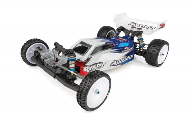 Buggy 1/10 electric 2wd RC10B6.1 - 6.2 Team Associated