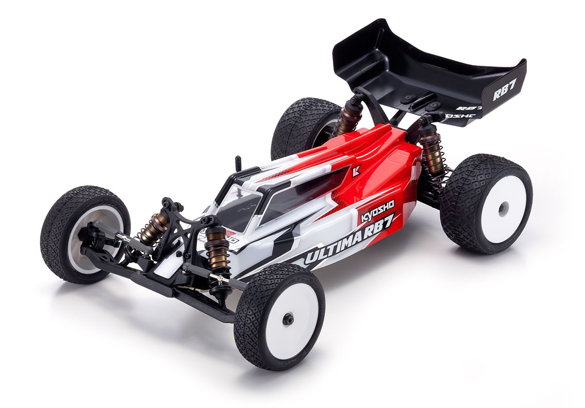 Buggy 1/10 electric 2wd Ultima RB6 - RB7 Kyosho