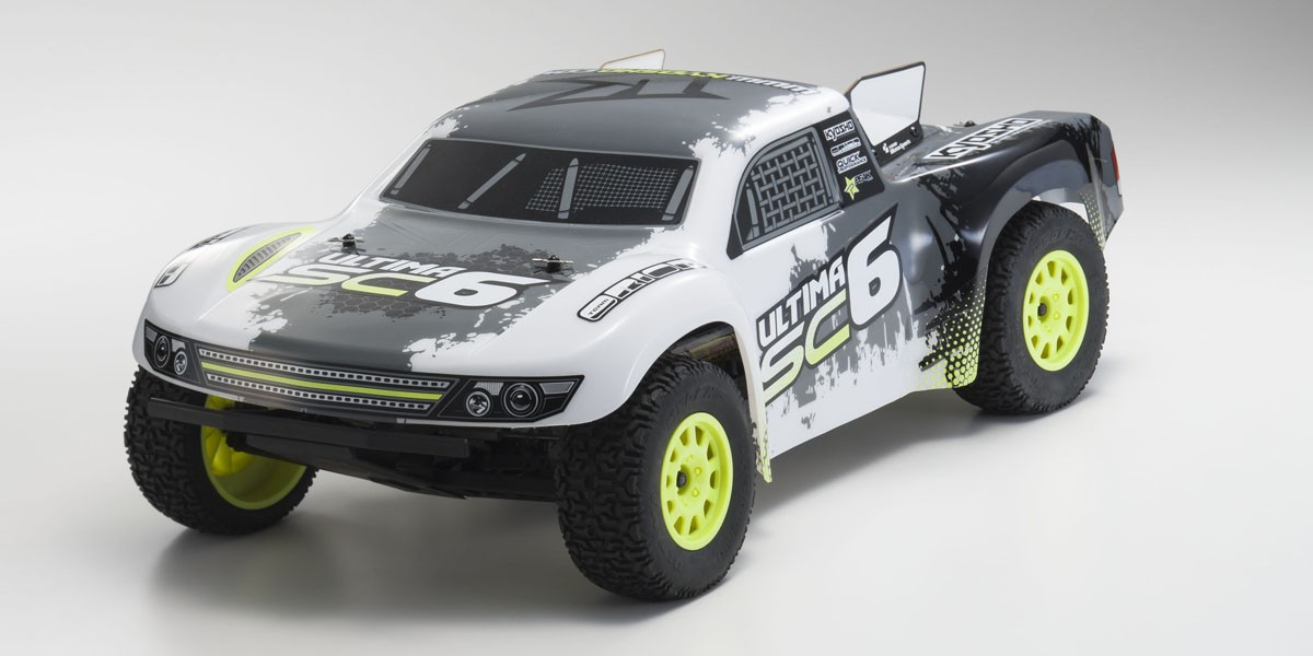 Short Course 1/10 electric 2wd Ultima Kyosho