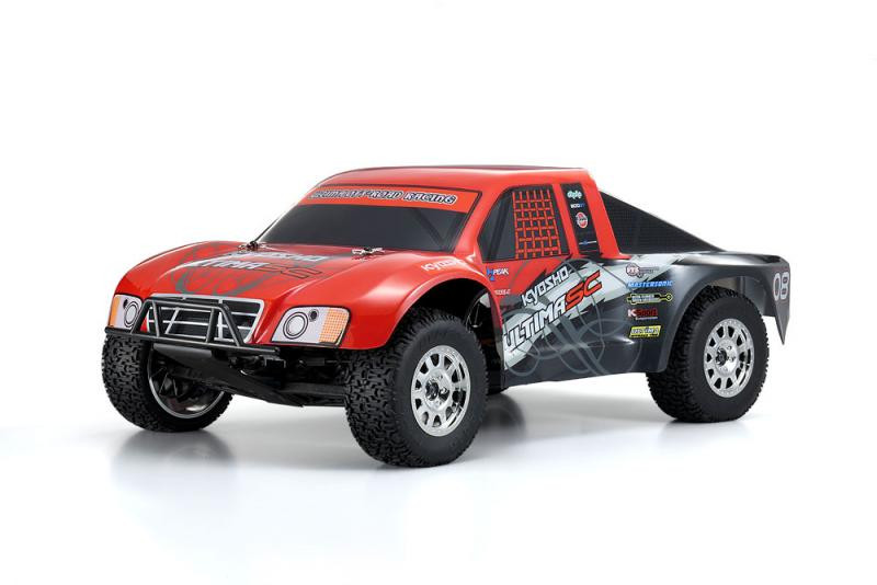 Automodele Short Course 2WD - electric 1/10