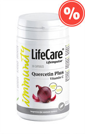 Kvercetin Plusz C-Vitamin, - javítja az immunrendszert kép