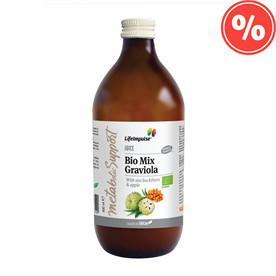 Bio Mix Graviola 500ml csökkenti a vércukorszintet és javítja az inzulinérzékenységet. kép