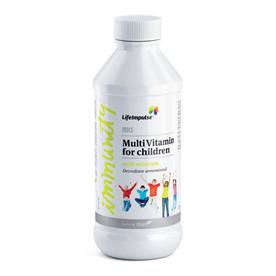 Life Impulse vitamin gyerekeknek 237 ml 2 év-től- a harmonikus fejlődés záloga kép