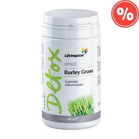 Barley Grass zöld árpa 30 kapszula -méregteleníti a szervezetet kép