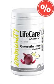 Kvercetin Plusz C-Vitamin, - javítja az immunrendszert