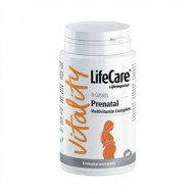 Ásványi és vitamin komplexum terhes nők számára 30 db kapszula