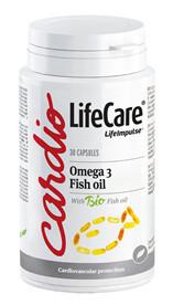 Omega 3 halolajjal 30 kapszula - szív és érrendszeri védelem-vér higitó