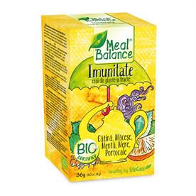 Immunitás tea gyógynövényekből és gyümölcsökből