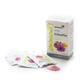 EchinaPlus 10 tasak – echinaceával, propolisszal és C- vitaminnal