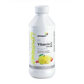 Life Impulse® C-vitaminnal és kalciummal 237 ml - az antioxidánsok királya