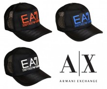 10 gorras Armani Exchange