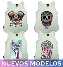8 tank top Density para dama - ORIGINAL