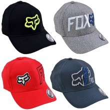 10 gorras Fox - ORIGINAL