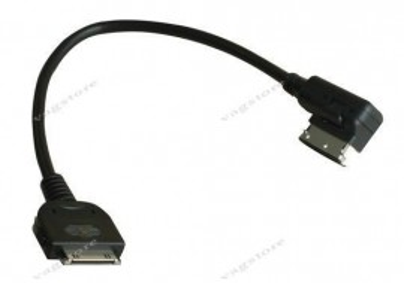 Cablu AMI MMI pentru IPhone / IPod 30pini cu functie Tagging