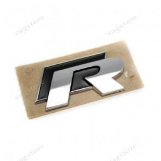 Emblema ORIGINALA VW R Line
