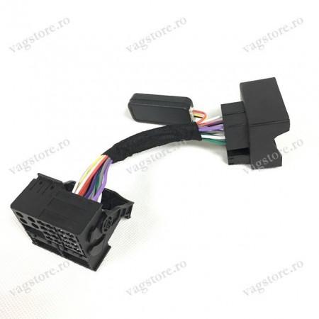 Cablaj Plug & Play adaptor pentru comenzi pe volan RCD330 pentru platforma PQ