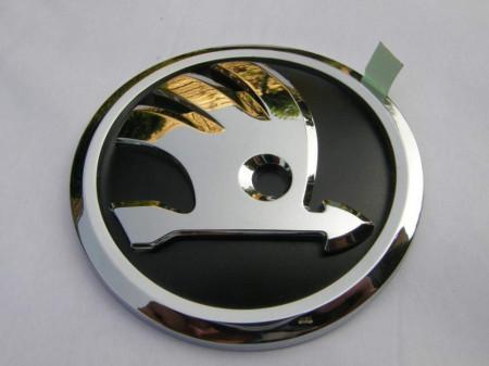 Emblema Centrala ORIGINALA Skoda Octavia 5E / Rapid NH3