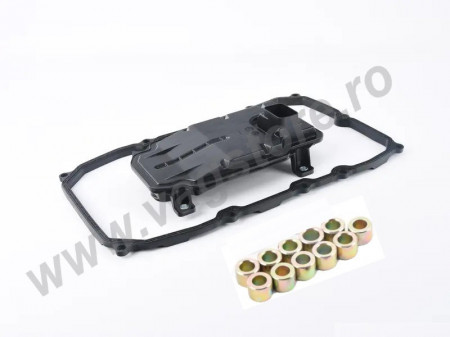 Filtru hidraulic cutie viteze automata Touareg 7p cu garnitura METZGER