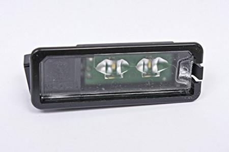 Set lumini numar inmatriculare LED VW Golf 7