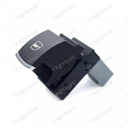 Comutator Buton Geam Electric insertie Crom pentru Seat Leon / Toledo / Altea