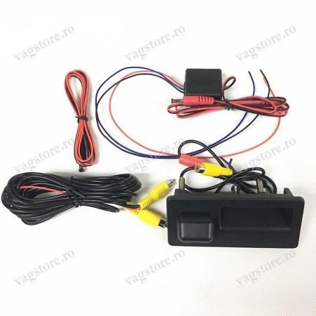 Kit Camera marsarier in maner hayon pentru Unitatile RCD330 Plus si 5GG035280B / Golf Passat Touran Tiguan
