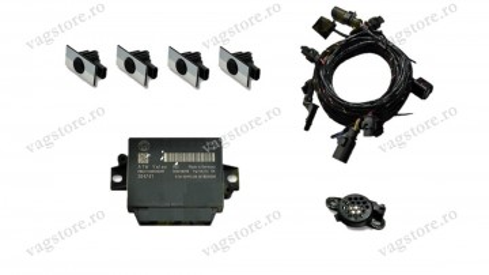Kit Retrofit Original Senzori parcare Audi Parking System Spate AUDI Q3 8U