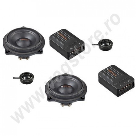 Set Difuzoare sistem Match MS 42C-BMW.1 dedicate Plug&Play BMW