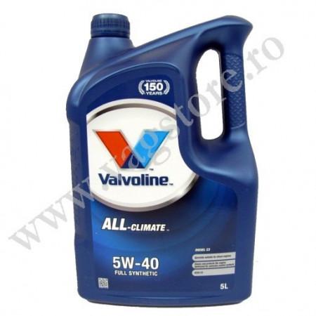 Valvoline All Climate 5w40 C3 5L 505.01