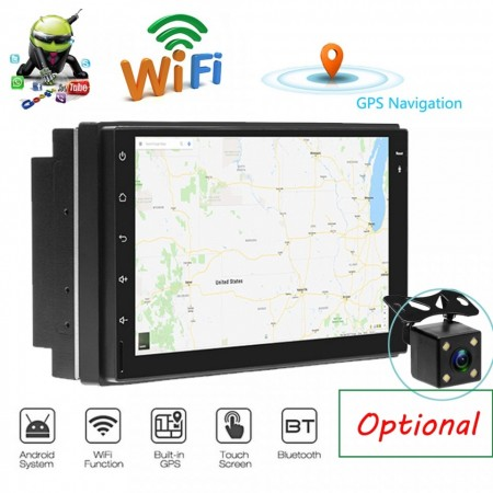Navigatie VAG NAV 3000 display 7 inch cu Android, Touchscreen, Bluetooth si WIFI pentru VW Golf 4 / Passat B5