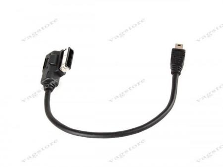 Cablu pentru interfetele AUDI MMI cu Mini usb