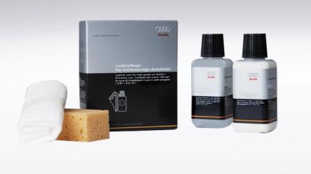 Kit Original Audi de ingrijire pentru piele