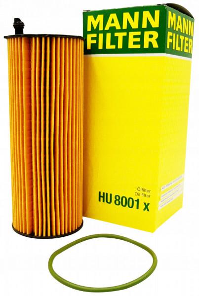 Filtru ulei Mann HU 8001 X