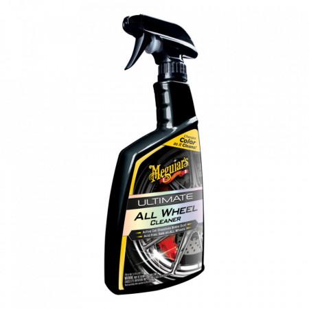 Meguiars Ultimate All Wheel Cleaner - Solutie Curatare Jante Aliaj
