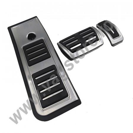 Set Pedale aluminiu AUDI A6 A7 (4K C8) pentru Transmisie Automata