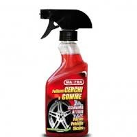 WHEELS AND TYRES CLEANER - Spuma Activa Pentru Jante si Anvelope